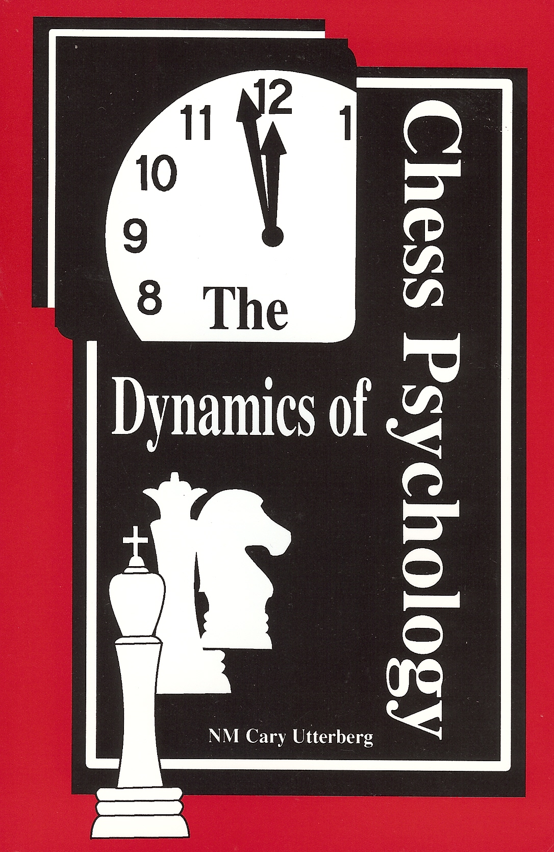 The Dynamics of Chess Psychology (cover)